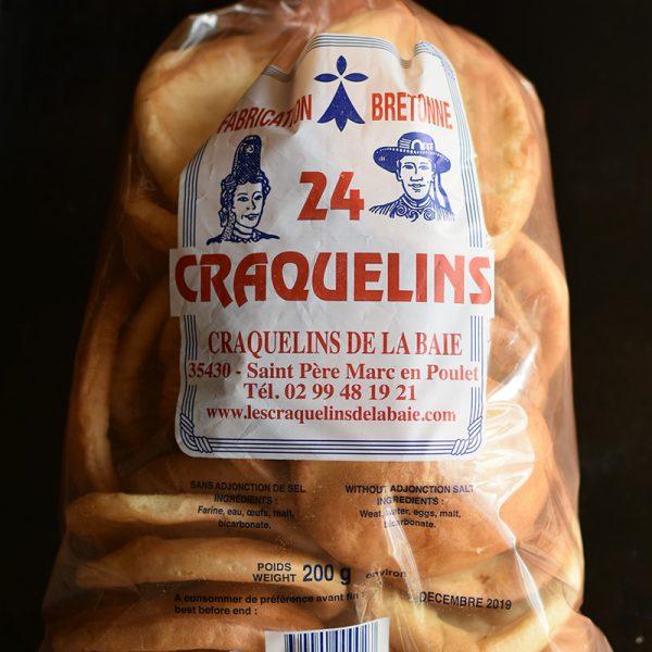 24 Craquelins